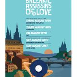 "Live in Prague, August 2016 :: 7"" sunset selection"