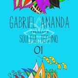Gabriel Ananda Presents Soulful Techno 01: Gabriel Ananda