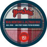 House Saladcast 151 - Iban Montoro & Jazzman Wax