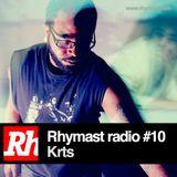 RhymastRadio #10 - Krts