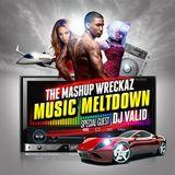 "Mashup Wreckaz Radio ""Radio Archives"" Special Guest DJ Valid"
