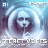 Secret Voices 47 (June 2014 Guest Andy Gregory)
