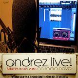 Andrez LIVE! S09E21 On 13.01.2016