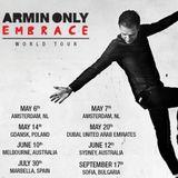 Armin Only Embrace World Tour  - Live in Amsterdam - Armin Van Buuren - 2016-05-07