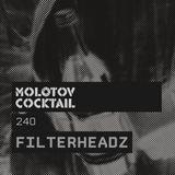 Molotov Cocktail 240 with Filterheadz