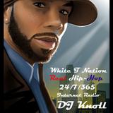 WHITE T NATION RAIDO DJ SLOW MOTION!!!