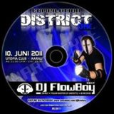 DJ FlowBoy - District One Compilation - SWISS HARDSTYLE MIX - 2011