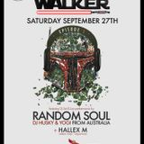 Random Soul LIVE (Soundwalker Episode 5)