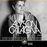 Afterhours @ Rise - Boston, MA  DJ Alyson Calagna