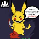 4FMPikachu Halloween #5 - Techno Seals Inc.