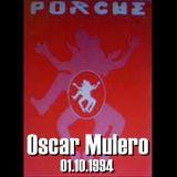 Oscar Mulero - Live @ Sala Porche, Villalba - Madrid (01.10.1994)