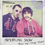 Paperclip and Steel Swatter - Paperfunk Show vol.1 @ NONAME.FM