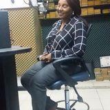 Kadaria Ahmed at The Discourse With Jimi Disu