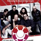 15/6/14 - The Crimson ProjeKCt feat. Interview With Pat Mastelotto