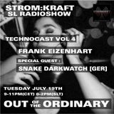 Out Of The Ordinary Radioshow #04 - Snake Darkwatch
