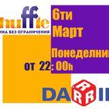 Shuffle Show Darik Radio - 06.03.2017 - Brand New Music with no limits March '17 #159