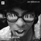 Sly Stone Special w/ Raji Rags - 14th November 2017