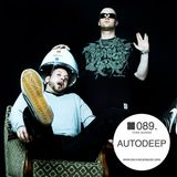 Autodeep - OHMcast #089 by OnlyHouseMusic.org