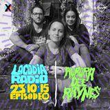 Locodia Radio #015 - AURORA DEE RAYNES