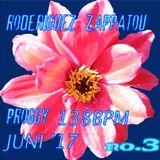 Roderiguez Zappatou - Traktor Mix 138 bpm Juni 2017