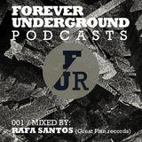 FU Podcasts 001 By RAFA SANTOS