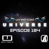 Matt Trigle - Unrestricted Universe 184