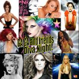 Gaga and Friends Diva Night mixed by Blush