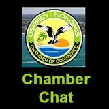 Hank Goldsby and Southbay Hair Studio on The Osprey Nokomis Chamber Chat Rodney & Kim Thomas