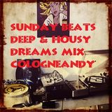 #Sunday #Beats #deep & #housy #Dreams by Cologneandy #chill #deephouse #progressive #vocalhouse #sex