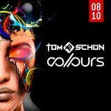 Tom Schön - COLOURS 08-10-2016 Tanzhaus West Frankfurt