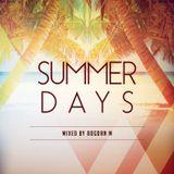 Summer Days Vol. 1 | 1/2 Mixed by Bogdan M