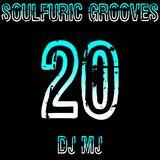 Soulfuric Grooves # 20 - DJ MJ - (September 16th 2019)