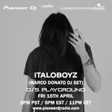 Italoboyz (April 2016) - Pioneer DJ's Playground