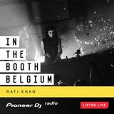 In The Booth Belgium - Rafi Khan (April 2017)