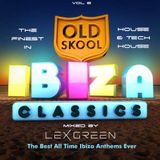 The Finest in House & Tech House Classics vol 6 mixed by LEX GREEN