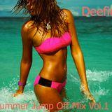 Dj Deefine Summer Jump Off Mix Vol.1