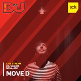DJ Mag ADE Sessions: Move D, 20/21/2016