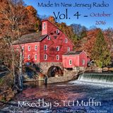 Made In New Jersey Radio - Vol 4 - October 2016