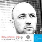 Barry Jamieson Guest mix - Nugen FM - Super8 Radio Show - 14.02.2012.