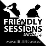 2F Friendly Sessions, Ep. 14 (Includes Hellberg Guest Mix)