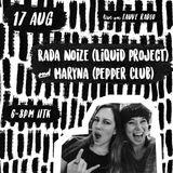08.17.18 Fauve Radio - Rada Noize (Liquid Project)