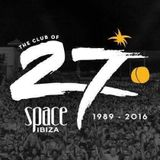 Space Ibiza Closing Fiesta - Charlise N Chaplin (2.October.2016)