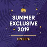 """DZHURA & """"PUR PUR I BAR"""" - Summer Exclusive (20-08-2019)"""