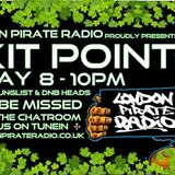 Exit Point London Pirate Radio Guest Mix