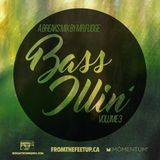 Bass Illin's Volume 3 mix by Mr. Fudge