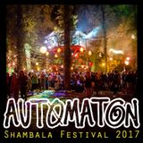 Automaton 'The Bear in the Woods' 2 1/2 Set - Shambala Festival 2017 - Enchanted Woodland Stage