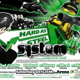 SYSTEM 6 - MR S - Hard as Steel Halloween!