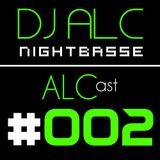 DJ ALC NightBasse - ALCast #002 - Bass House [12-10-2016]