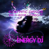 Nykkyo Energy DJ - Ecstatic Dance 25-11-2016 Utrecht