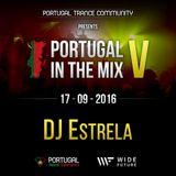 DJ Estrela - Mix 17 - CD4 - Trance - September 2016